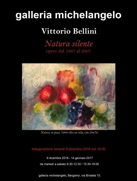 Natura silente -  Opere di Vittorio Bellini