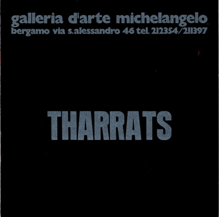 Juan Jose' Tharrats