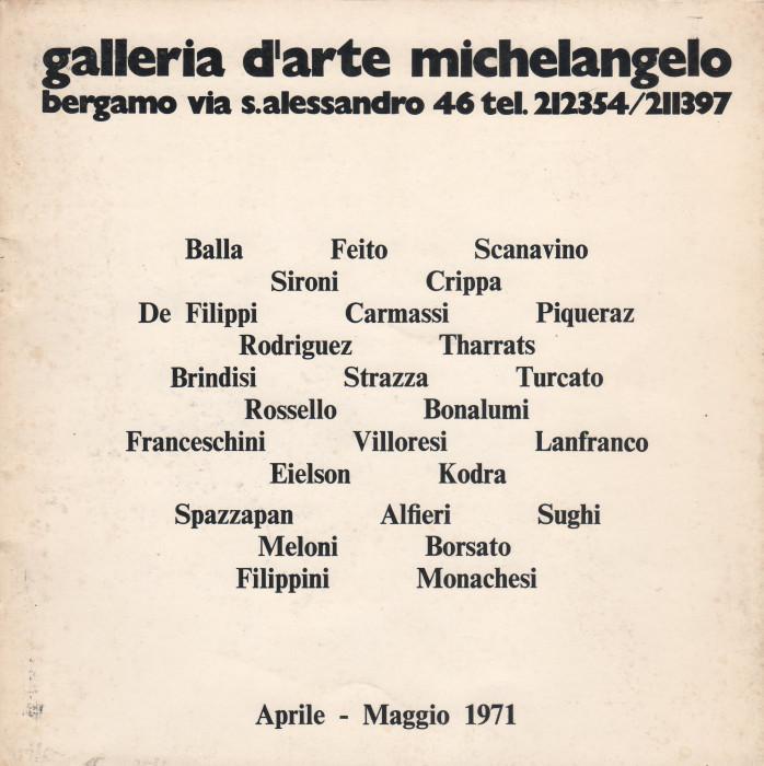 Maestri d'arte contemporanea