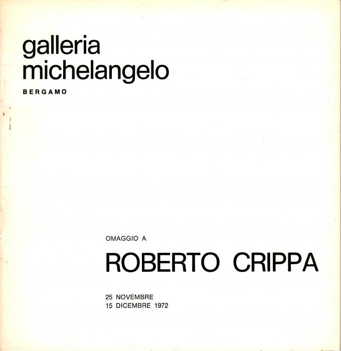 Omaggio a Roberto Crippa