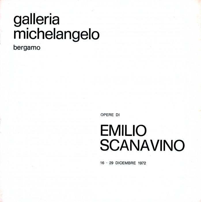 Opere di Emilio Scanavino