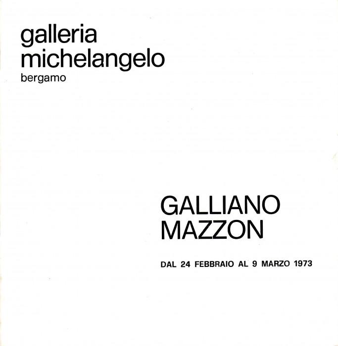 Galliano Mazzon