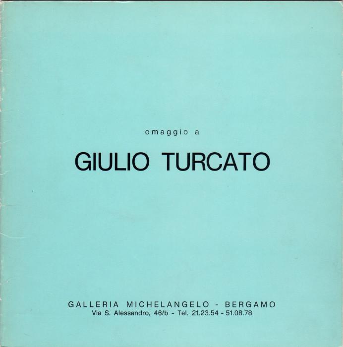 Omaggio a Giulio Turcato