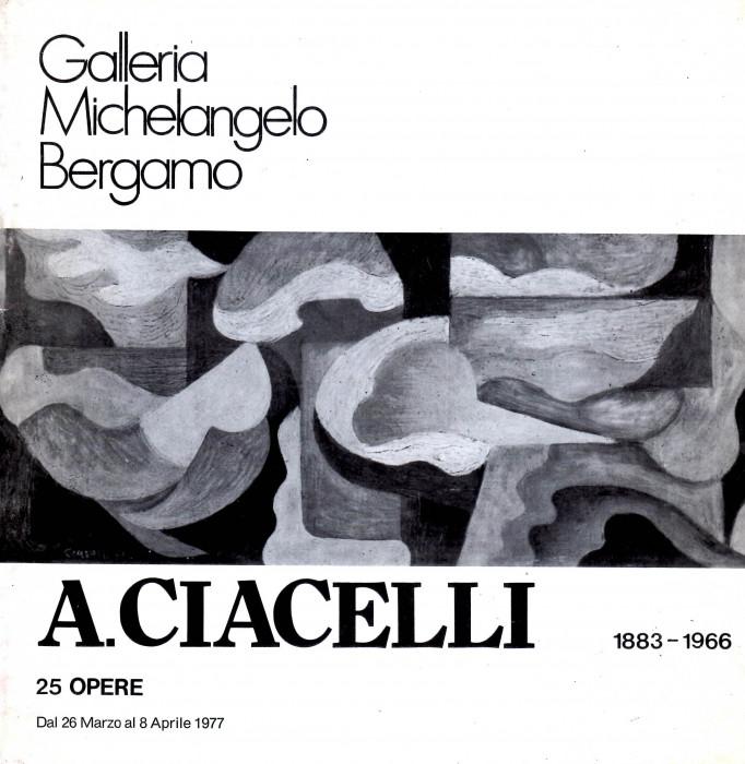 Arturo Ciacelli, 1883-1966