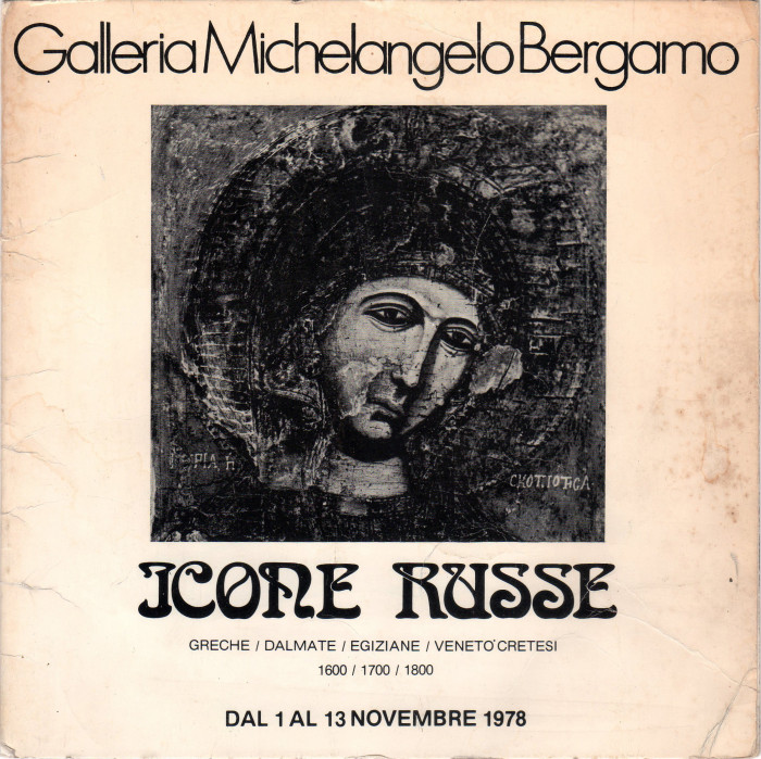 Icone Russe 1600 / 1700 / 1800