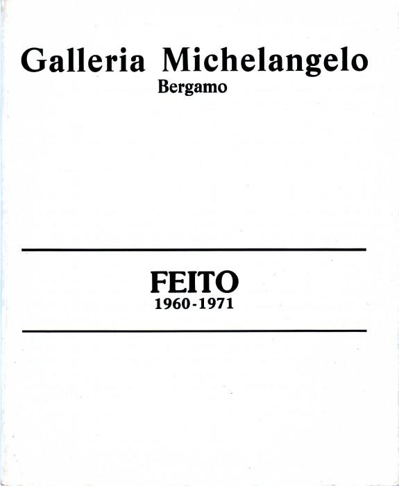 Luis Feito 1960-1971