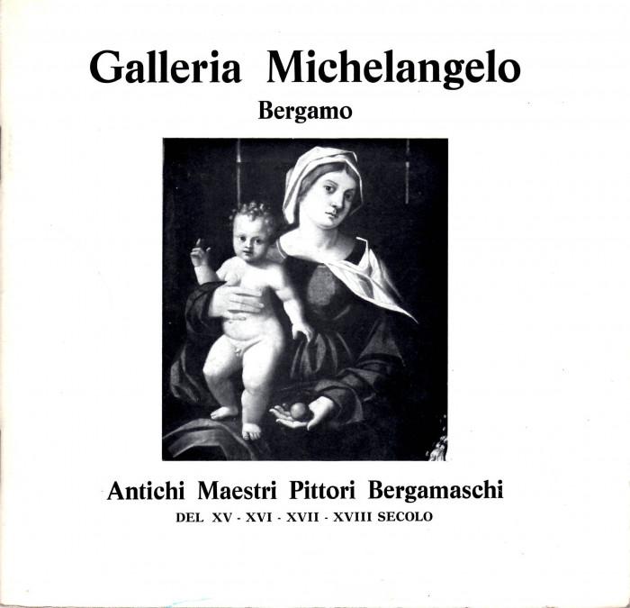 Antichi Maestri pittori bergamaschi