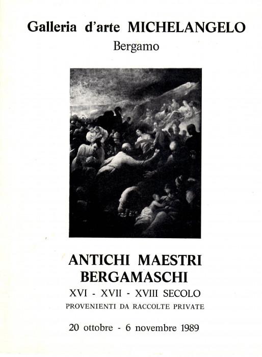 Antichi Maestri Bergamaschi, XVI - XVII - XVIII secolo