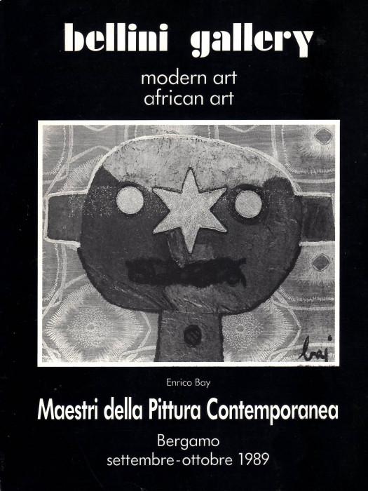 Maestri della pittura contemporanea - Modern Art – African Art