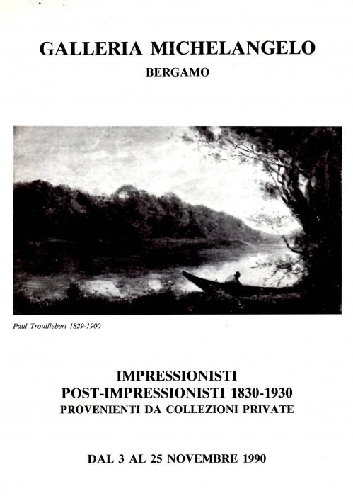 Impressionisti e Post-Impressionisti 1830-1930