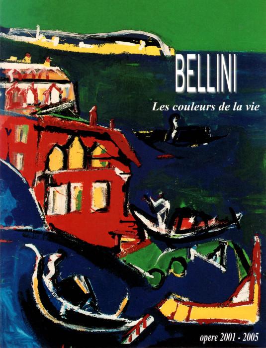 Vittorio Bellini, Les couleurs de la vie - Opere 2001-2005