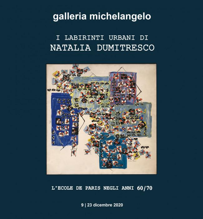 I labirinti urbani di Natalia Dumitresco