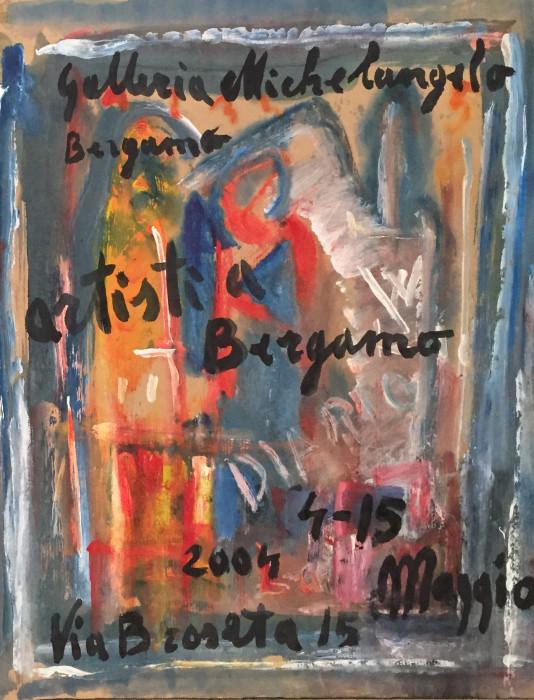 Artisti a Bergamo