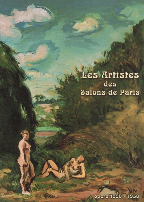 Les artistes des Salons de Paris, opere 1850-1950