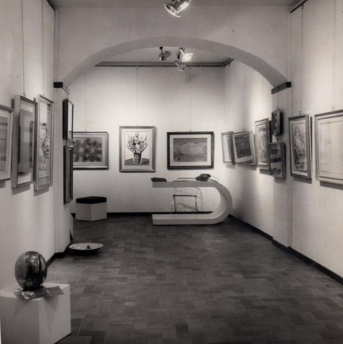 Collettiva di pittori italiani contemporanei