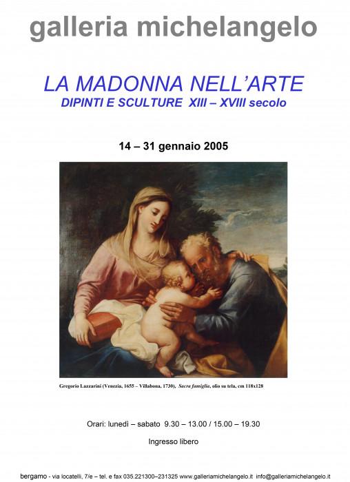 La Madonna nell'arte – Dipinti e sculture XIII-XVIII secolo
