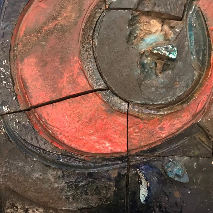 Pietro Cascella - La Ceramica smaltata