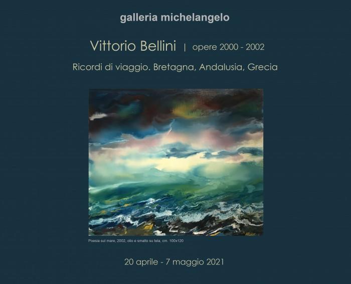 Vittorio Bellini - Ricordi di viaggio. Bretagna, Andalusia, Grecia